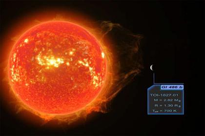 Рядом с Землей обнаружили гигантскую суперземлю