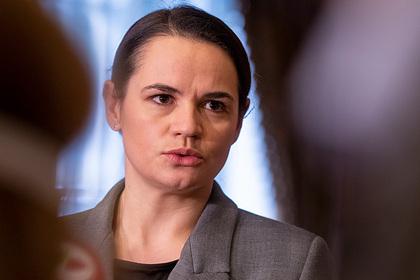 Литва снова отказалась выдать Тихановскую Белоруссии