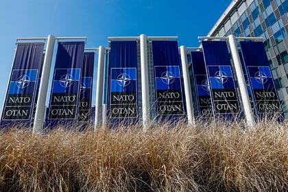 Украина понадеялась на ускоренное вступление в НАТО
