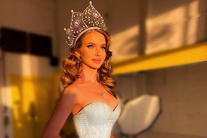 «Мисс Россия 2019» поедет на конкурс красоты «Мисс Вселенная»