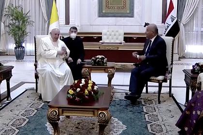 Папа римский заедет в «бывшее сердце» ИГ