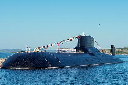В США российского «Дмитрия Донского» назвали пугающим подводным монстром