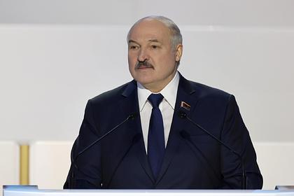 Лукашенко сообщил о найденном в Белоруссии арсенале с тротилом