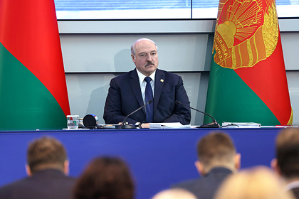 Лукашенко назвал основную цель оппозиции и вспомнил о рухнувшей Украине