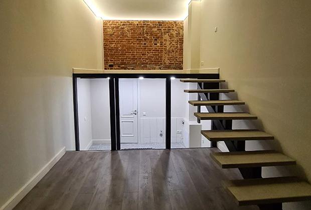 Апартаменты, 10,7 квадратного метра, район Замоскворечье