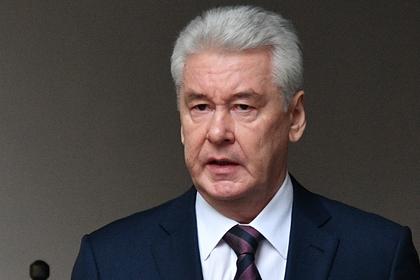 Собянин понадеялся на проведение в Москве массовых мероприятий