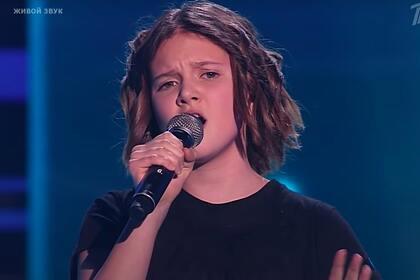 На детском «Голосе» объяснили успешное выступление дочери известного певца