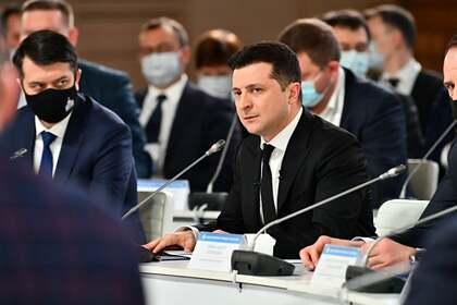 Зеленский отреагировал на санкции США против Коломойского