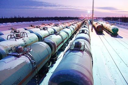 Начались поставки нефтепродуктов из Белоруссии в российские порты