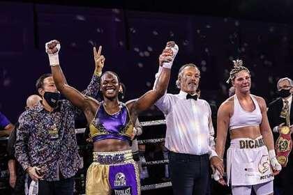 Лучшая боксерша мира снова победила и попала в историю спорта