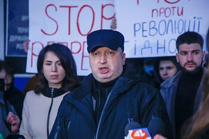 Один из лидеров Евромайдана назвал свою версию потери Крыма
