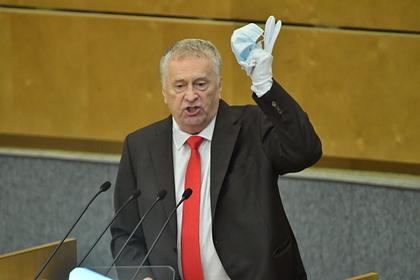 Жириновский дал Зеленскому совет после увольнения Саакашвили