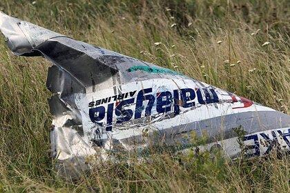 Эксперт объяснил сокрытие материалов по делу сбитого «Боинга» MH17