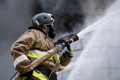 На российском нефтезаводе произошел пожар