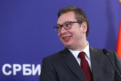 Вучич предупредил об усилении давления Запада на Сербию