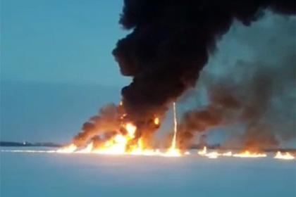 В Ростехнадзоре засомневались в безвредности аварии на Оби для окружающей среды