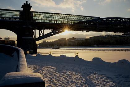 Москвичам пообещали январские морозы в марте