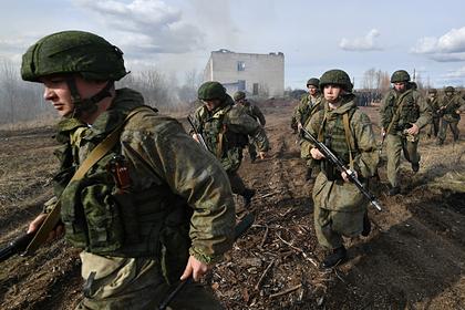 Россия и Белоруссия проведут совместные тактические учения