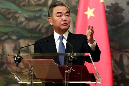 Китай заявил о совместной с Россией борьбе с политическим вирусом