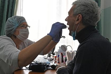 В России выявили 10 595 новых случаев заражения коронавирусом