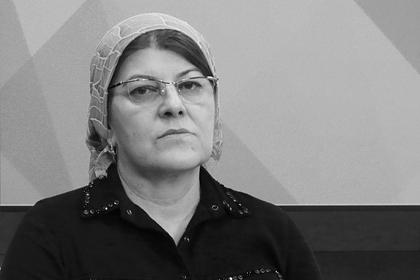 Умерла правозащитница Хеда Саратова