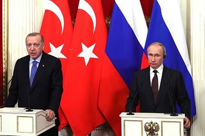 Путин и Эрдоваг дадут старт основному этапу стройки АЭС Аккую