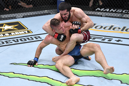 В сети появилась подборка лучших моментов UFC 259