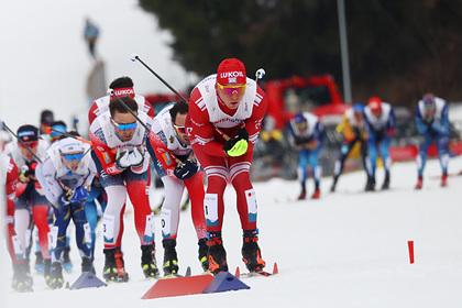 Большунов проиграл норвежцам в марафоне на чемпионате мира