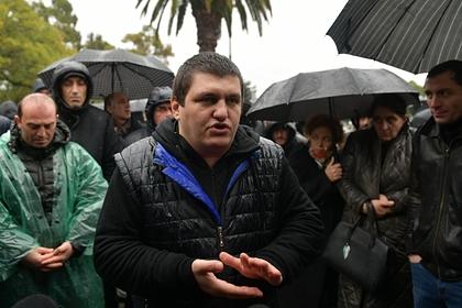 Раскрыты обвинения против задержанного в Абхазии Героя ДНР