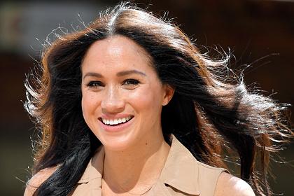 Меган Маркл намекнула на расизм в королевской семье