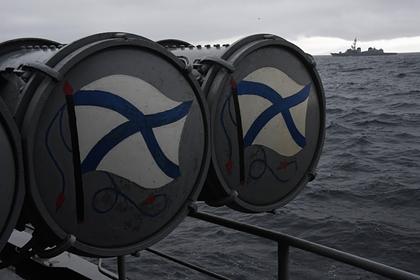 Загоревшееся в Японском море российское судно отбуксировали в бухту
