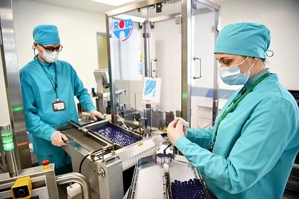 В России выявили больше 10 тысяч случаев заражения коронавирусом