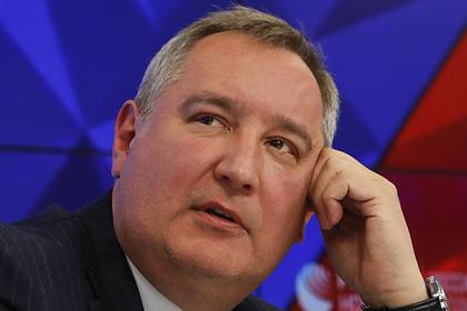 Рогозин высмеял слова украинского чиновника об «очень сильном ударе» по России