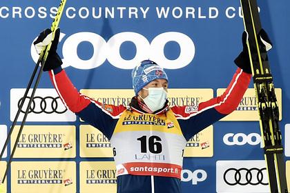 Губерниев предложил «послать в жопу» победившего в марафоне на ЧМ норвежца