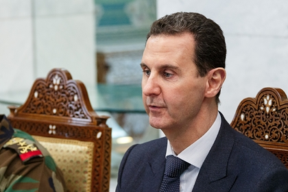 Президент Сирии Башар Асад заразился коронавирусом