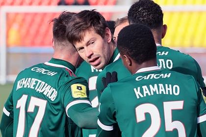 Смолов забил в РПЛ впервые с сентября и помог «Локомотиву» победить