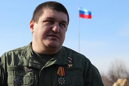 Раскрыты связи задержанного в Абхазии Героя ДНР с вором в законе Гули