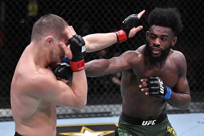 Стерлинг оправдался за празднование чемпионства UFC