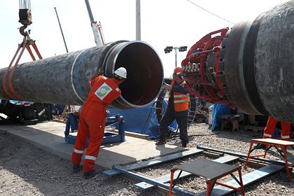 В США потребовали объяснить отсутствие санкций по «Северному потоку-2»