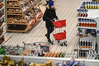 Россия поставила рекорд по поставкам продуктов за рубеж