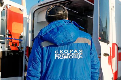 В России десятимесячный младенец получил ожог от средства для прочистки труб