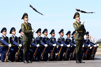 Россия отказалась создавать единую армию с Белоруссией