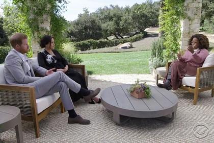 Зрители подняли на смех носки принца Гарри во время интервью