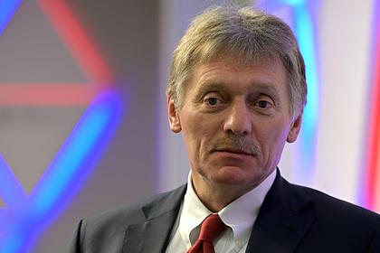 Кремль отреагировал на слова главы ЕМА о «Спутнике V» и «русской рулетке»