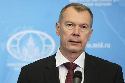Постпред России назвал возможный визит экспертов ОЗХО неактуальным