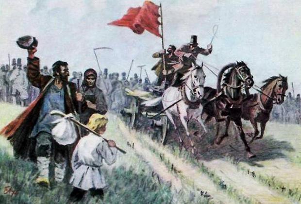 Кандеевское восстание крестьян 1861 года