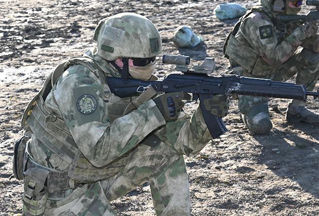 Огневая подготовка — сборы, которые проводит группа инструкторов бригады с командирами взводов