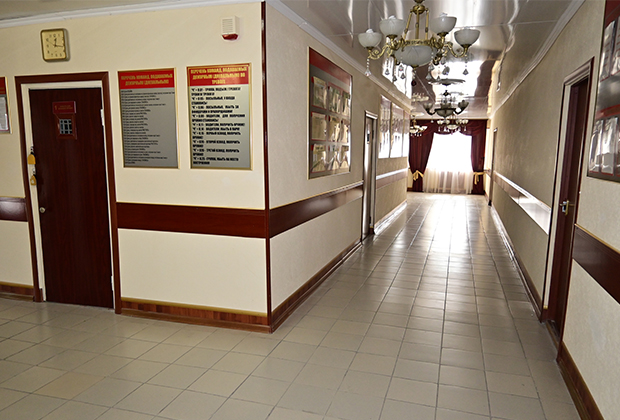 Современная казарма — в таких несут службу военнослужащие бригады