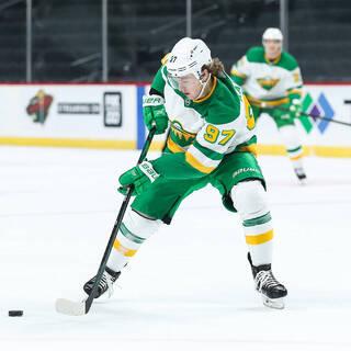 Российский хоккеист Капризов вошел в историю клуба НХЛ