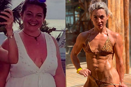 Секрет похудения прост. Как Скарлетт сбросила 28 кг.
